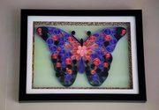 Innovativegiftsfor homedecorAbstract Butterfly art work Aadhi Creation